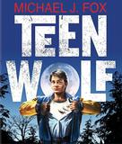 Teen Wolf - Blu-Ray movie cover (xs thumbnail)