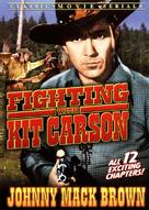 Fighting with Kit Carson - DVD cover (xs thumbnail)