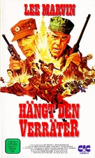 Sergeant Ryker - German VHS movie cover (xs thumbnail)