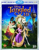 Tangled - Blu-Ray movie cover (xs thumbnail)