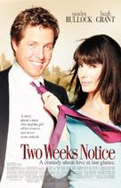 Two Weeks Notice - Movie Poster (xs thumbnail)