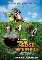 Over the Hedge - Dutch Movie Poster (xs thumbnail)