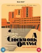A Clockwork Orange - British Movie Cover (xs thumbnail)