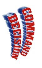 Command Decision - Logo (xs thumbnail)