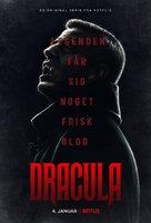Dracula - Norwegian Movie Poster (xs thumbnail)