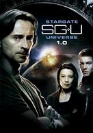 """""""Stargate Universe"""" - DVD cover (xs thumbnail)"""