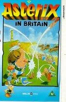 Astérix chez les Bretons - British VHS cover (xs thumbnail)