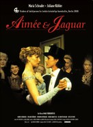 Aimée & Jaguar - Danish Movie Poster (xs thumbnail)