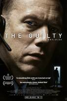 Den skyldige - Belgian Movie Poster (xs thumbnail)