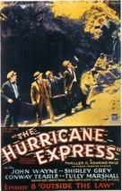 The Hurricane Express - Movie Poster (xs thumbnail)