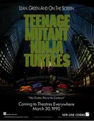 Teenage Mutant Ninja Turtles - Movie Poster (xs thumbnail)