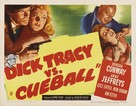 Dick Tracy vs. Cueball - Movie Poster (xs thumbnail)