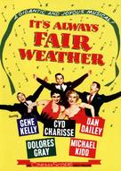 It's Always Fair Weather - Movie Cover (xs thumbnail)