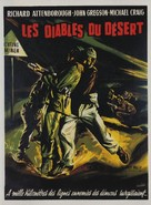Sea of Sand - French Movie Poster (xs thumbnail)