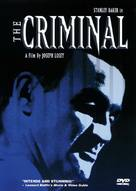 The Criminal - DVD cover (xs thumbnail)