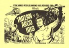 Tarzán y el arco iris - Spanish Movie Poster (xs thumbnail)