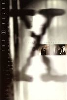 """The X Files"" - DVD cover (xs thumbnail)"