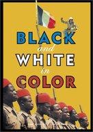 Noirs et blancs en couleur - Movie Cover (xs thumbnail)