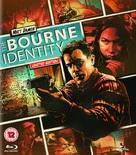 The Bourne Identity - British Blu-Ray cover (xs thumbnail)