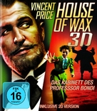 House of Wax - German Movie Cover (xs thumbnail)