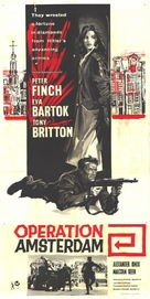 Operation Amsterdam - British Movie Poster (xs thumbnail)