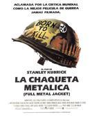 Full Metal Jacket - Spanish Movie Poster (xs thumbnail)