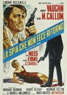 One of Our Spies Is Missing - Italian Movie Poster (xs thumbnail)