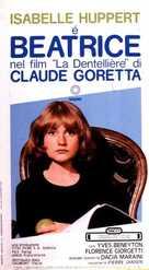 La dentellière - Italian Movie Poster (xs thumbnail)