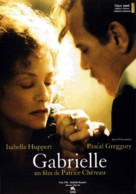 Gabrielle - French poster (xs thumbnail)