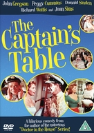 The Captain's Table - British DVD cover (xs thumbnail)