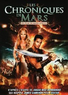 Princess of Mars - French DVD cover (xs thumbnail)