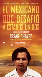 Cesar Chavez - Mexican Movie Poster (xs thumbnail)