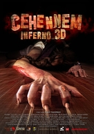 Cehennem 3D - German Movie Poster (xs thumbnail)