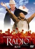 Radio - Japanese DVD movie cover (xs thumbnail)