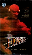 The Flash - Brazilian Movie Cover (xs thumbnail)