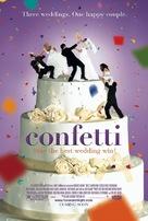 Confetti - Movie Poster (xs thumbnail)