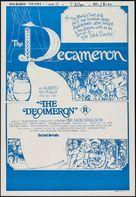 Il Decameron - Movie Poster (xs thumbnail)
