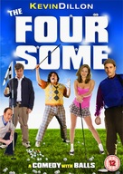 The Foursome - British DVD cover (xs thumbnail)