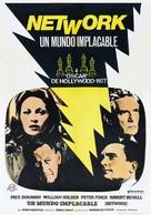 Network - Spanish Movie Poster (xs thumbnail)