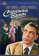 Casanova Brown - British Movie Cover (xs thumbnail)
