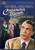 Casanova Brown - British Movie Cover (xs thumbnail)