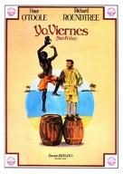 Man Friday - Spanish Movie Poster (xs thumbnail)