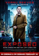 Exposed - Movie Poster (xs thumbnail)