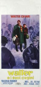 Walter e i suoi cugini - Italian Movie Poster (xs thumbnail)