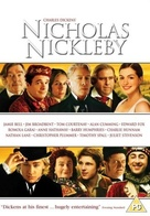 Nicholas Nickleby - DVD movie cover (xs thumbnail)