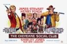 The Cheyenne Social Club - Belgian Movie Poster (xs thumbnail)