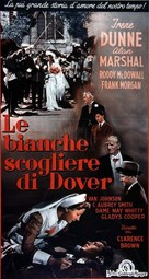 The White Cliffs of Dover - Italian Movie Poster (xs thumbnail)