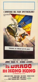 The Man from Hong Kong - Italian Movie Poster (xs thumbnail)