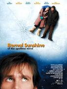 Eternal Sunshine Of The Spotless Mind - French Movie Poster (xs thumbnail)