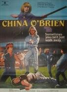 China O'Brien - Pakistani Movie Poster (xs thumbnail)